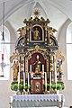 Wolfsberg Prebl Pfarrkirche hl Martin barocker Hochaltar 03092014 130.jpg
