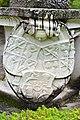 Wolfsberg Reideben 1 Schloss Bischofstein Bischofswappen 03092014 377.jpg