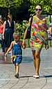 Woman holding hands with little girl on the Como lakefront.jpg