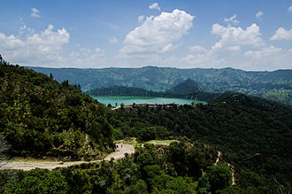 Waliso - Wonchi Lake