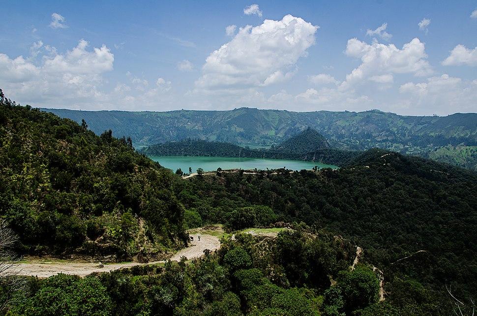 Wonchi Lake of Ethiopia