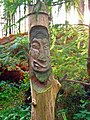 Wood carving - geograph.org.uk - 598825.jpg