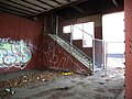 Woodhaven Junc NE stair jeh.JPG
