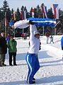 World Junior Ski Championship 2010 Hinterzarten Evelyn Insam 0087.JPG