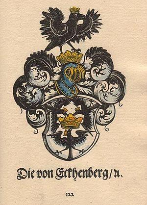 Eggenberg family - Eggenberg coat of arms