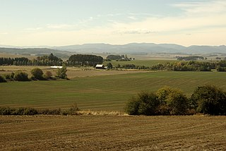 Willamette Valley valley in the Pacific Northwest region of the United States