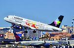 "XA-VOH Volaris 2007 Airbus A319-133LR (cn 3253) ""Humberto"" (12920680445).jpg"