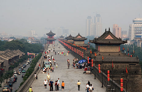 Xi'an - City wall - 014.jpg