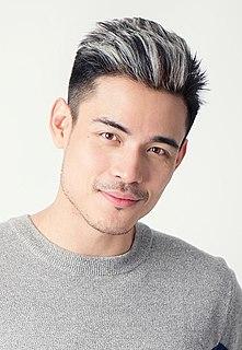 Xian Lim Filipino actor and singer (born 1989)