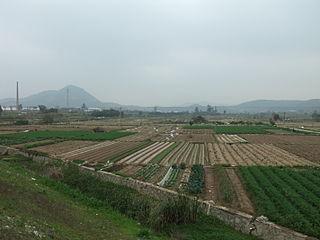 Xiangan District District in Fujian, Peoples Republic of China