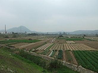 Xiang'an District - Rural landscape in Xiang'an District