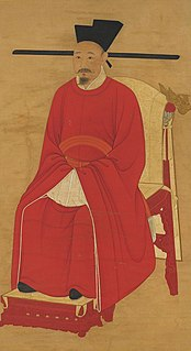 Emperor Xiaozong of Song 12th-century Chinese emperor