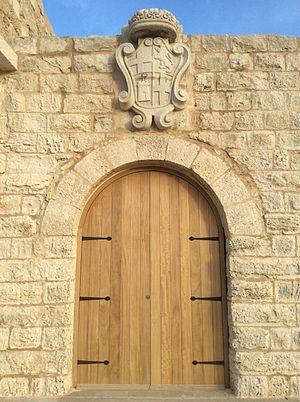 Ximenes Redoubt - Redoubt entrance