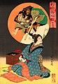 Yōshū Chikanobu Gentō shashin kurabe Kanjinchō.jpg