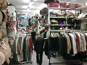 YLE Wardrobe