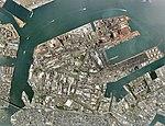 Yahata Steel Works Aerial photo of Tobata area.2009.jpg