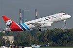 Yamal Airlines, RA-89088, Sukhoi Superjet 100-95LR (43587509045).jpg