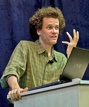 Random House of Canada - Yann Martel, author of the Booker Prize-winning novel Life of Pi, published by Knopf Canada.