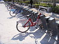 Yantian Public bicycle 10.JPG