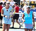 Yaroslava Shvedova and Sania Mirza (5995541231).jpg