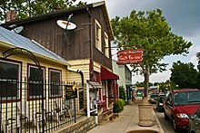 Yellow Springs – Travel guide at Wikivoyage