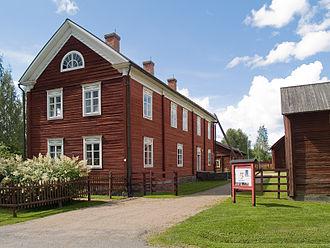 Southern Ostrobothnia - Image: Yli Laurosela museum Ilmajoki