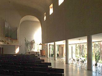 Erik Bryggman - Resurrection Chapel, Turku (1941)