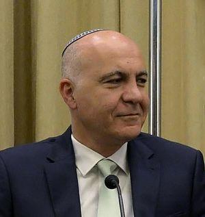 Yoram Cohen - Yoram Cohen, 2016