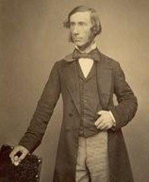 John Tyndall - John Tyndall circa 1850