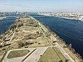Zaķusala fom Riga tower.jpg