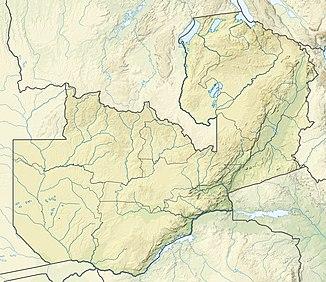 Kalambo Falls (Zambia)
