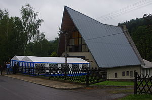 Puławy, Podkarpackie Voivodeship - Pentecostal church