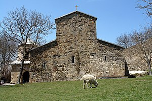 Zedazeni Monastery - The Zedazeni Monastery