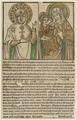 Zentralbibliothek Zürich - Dis ist das Bild der aller heiligesten Jungcfrouwen Marien in den Kleidern und Gezierden - 000009924.tif