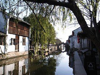 Jiangsu Province of China, located on the coast of the Yellow Sea