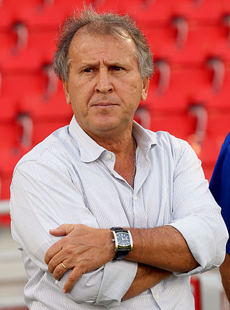Clube de Regatas do Flamengo - Zico played for Flamengo from 1971 to 1983 and 1985–89, setting several records for the club.