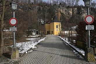 Salzburg Zoo - Entrance