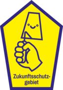 Zukunftsschutzgebiet (Logo)