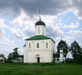 Zvenigorod ChurchDormition in Gorodok2.JPG