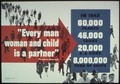 """Every Man, Woman and Child is a Partner"" - NARA - 513665.tif"