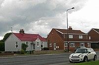 """""""Tin House"""" on Pelham Road, Immingham - geograph.org.uk - 1389399.jpg"""