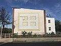 """""""Wall Painting Project"""" mural (1974; August Bill Schmidt, artist), 1631 Mulberry Street, Baltimore, MD 21223 (46776158195).jpg"""