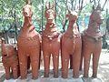 """clay horse,elephant.jpg"