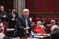 (02-05-19) NY State Senator Kenneth LaValle during Senate Session at the NY State Capitol, Albany NY.jpg