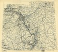 (March 23, 1945), HQ Twelfth Army Group situation map. LOC 2004631913.tif