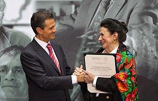 Ángela Gurría Mexican sculptor