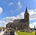 Église Notre-Dame-de-l'Assomption de La Chapelle-Urée. Vue nord.jpg