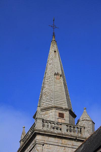 Église Notre-Dame-de-la-Fosse: clocher