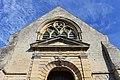 Église Notre-Dame de Démouville portail ouest.JPG