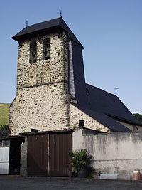Église Saint-Pierre de Julos, Hautes-Pyrénées, France.JPG